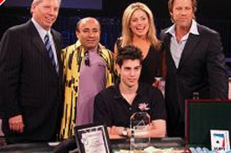 世界扑克巡回赛冠军IV的争夺