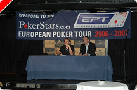 Apresentação Dia 1 A EPT Barcelona 2006
