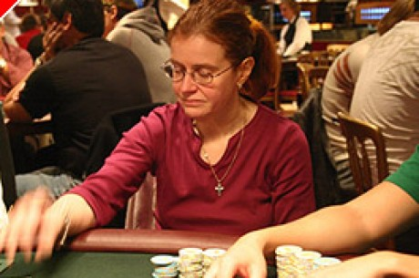 D'oh! - Flanders Stuns Stars at World Poker Open