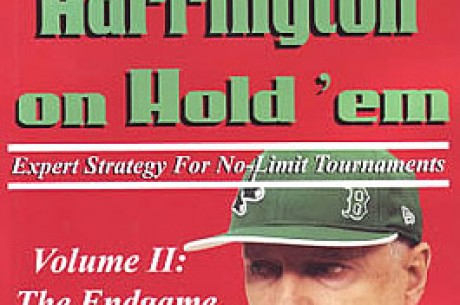 Harrington on Hold'em - Volume 2: The Endgame