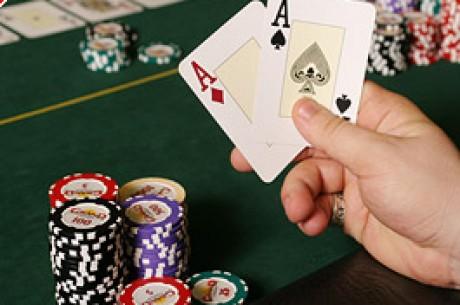 Estratégia Poker - Dilema Do Par De Ases