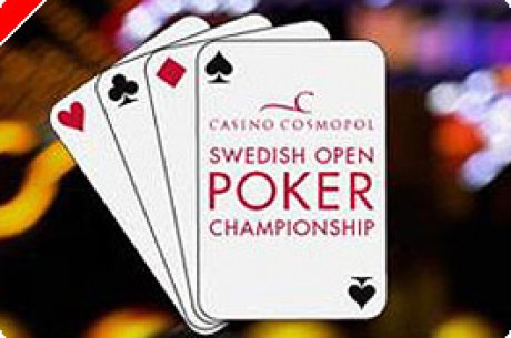 Dansk vinner Swedish Open Poker Championship