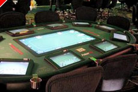 E-poker, hybride entre  live  poker et poker en ligne