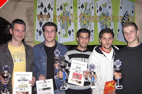 Royal Flush Poker präsentiert die 1. Regensburger Poker Open 2006