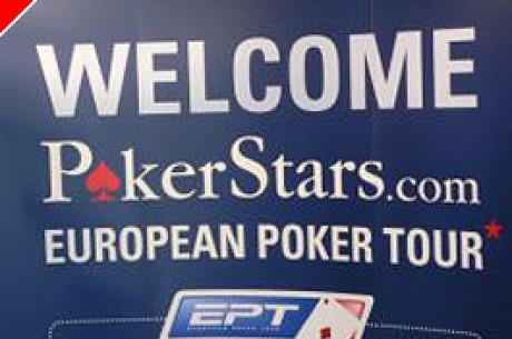 """速報 European Poker Tour ダブリン大会 初日イベント""""A"""""""