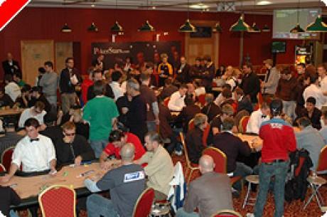 出た、ストレートフラッシュ! - European Poker Tour ダブリン大会 -
