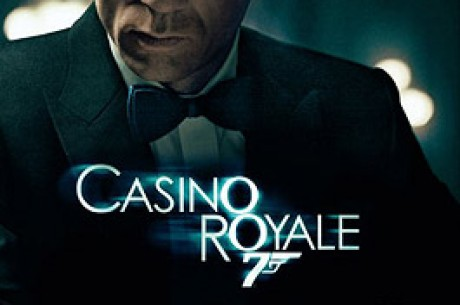 James Bond's Premiere Poker Performance!