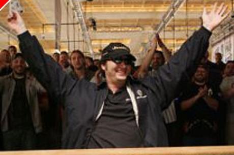 Phil Hellmuth、チャリティーイベントで活躍