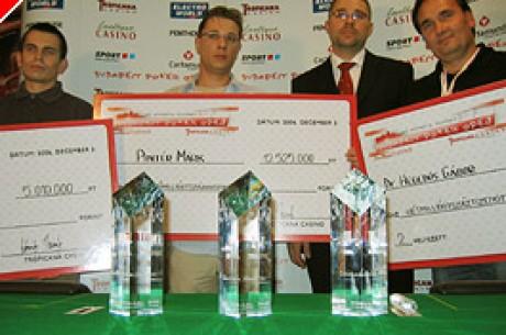 Budapest Poker Open 2006