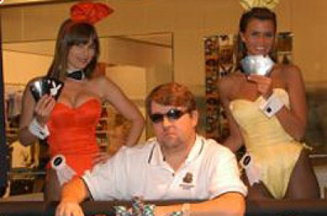 Poker og Playmates: Chris Moneymaker & Playboy Mansion!