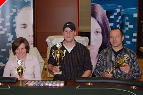 Anna Kournikova gewinnt 2. Pre Challenge zum Rhine Poker Cup 2007