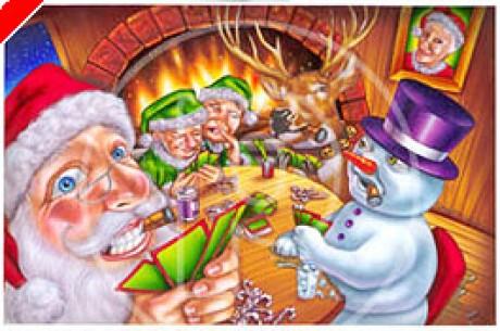 Kellemes Karácsonyi Ünnepeket kíván a Hu.PokerNews.Com!