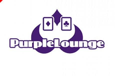 Purple Lounge Poker ist noch nicht zu verkaufen!