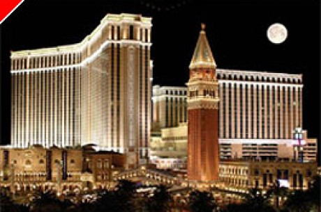 Poker Las Vegas - Casinos Venetian, Paris, Wynn