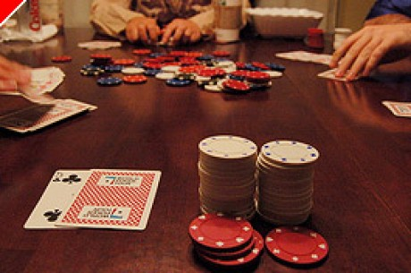 Fun Home Poker Game Rules -  Push (or Screw Your Neighbor)