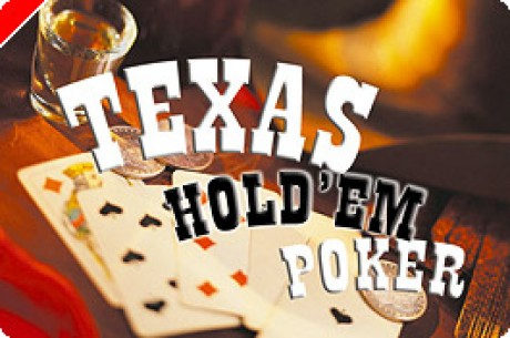 No Limit Texas Hold'em alapok
