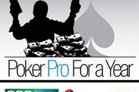 """""""年度职业扑克选手"""" 发出传单"""