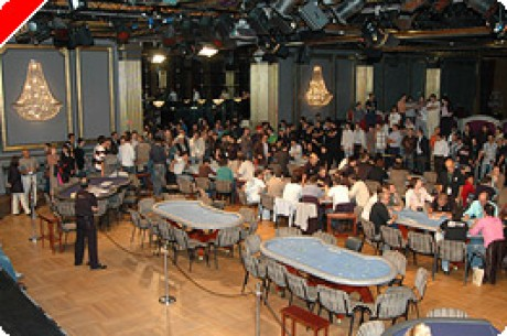 Solverde II – Torneio Texas Hold'em Poker – Dia 1
