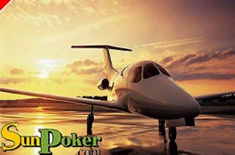 Meríts erőt a Napból - nyerj egy utat a Sun Pokerrel Las Vegas-ba vagy Monte Carlo-ba!