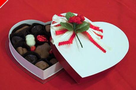 Estará Você All In no Dia de São Valentim?