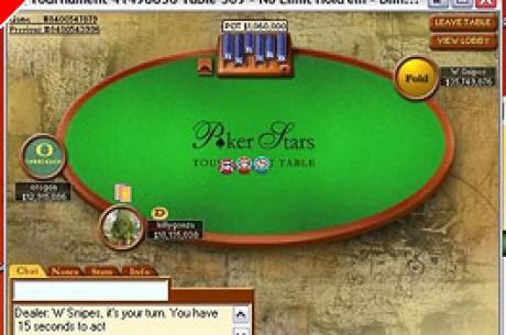 Português Killygonza Fica 3º Lugar no Sunday Millions da Poker Stars