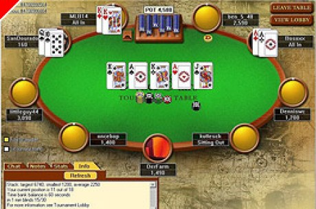 1º Freeroll Para Leitores PT.PokerNews na Poker Stars dia 26 Fevereiro