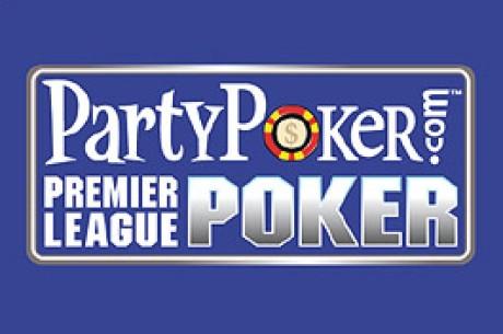 Party Poker Launches Premier League Poker
