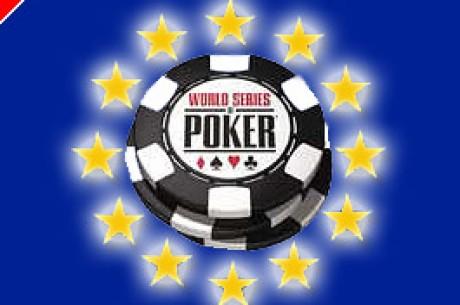 A Harrah bejelentette a WSOP Europe tornát!