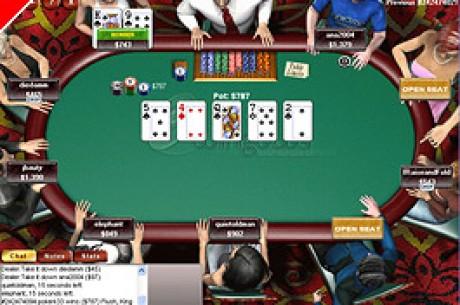 Freeroll $500 Dia 3 Março Exclusivo PokerNews – Wingows Poker