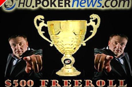 Privát Hu.PokerNews.Com Torna!!!