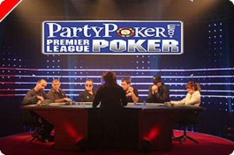 Hellmuth vezeti a fordulatos Party Poker Premier League tornát
