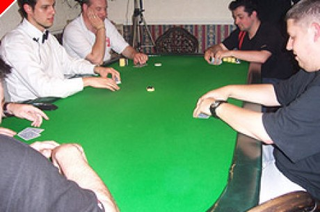 Ser aceptado como jugador de póquer: capítulo 1