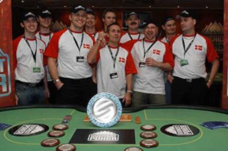 Η Ομάδα της Δανία Επικρατεί στο Everest Poker Nordic Summit