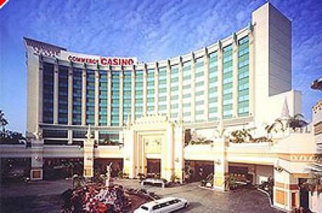 ポーカールームレビュー:Commerce Casino, LA
