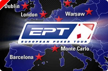 Varssavi EPT finaallaud