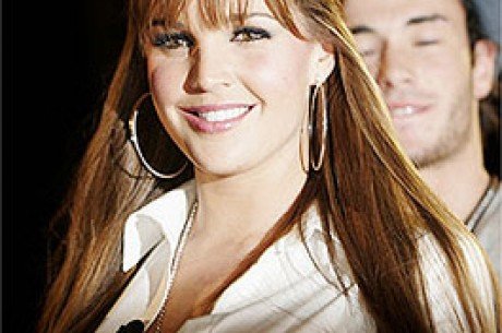Danielle Lloyd - the New Face of Ladbrokes Poker