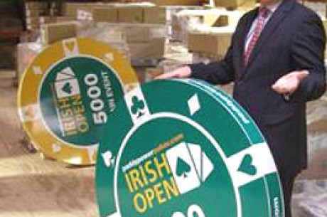 Paddy Power don't Measure Up for the Irish Open