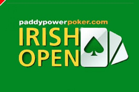 The Paddy Power Poker Irish Open: Day One