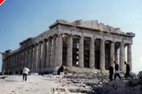 Grecja Kolejnym Frontem Wojny o Pokera Online