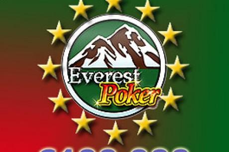 Everest Poker European Cup - Légy Te az egyik Magyar Nagykövet!