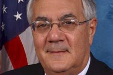 US-Abgeordneter Frank kündigt Gesetzentwurf zur Außerkraftsetzung der UIGEA an.