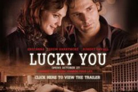Cinema Poker - Le film « Lucky You », première à Las Vegas