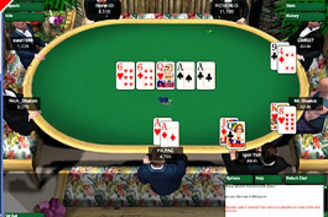 Everest Poker Anuncia Upgrade de Software