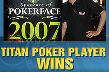 Titan PokerFace 2007 – Maik André Daehling