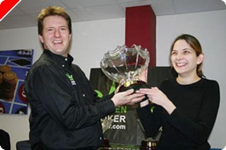 Jen Mason Wins the Green Joker Poker Main Event