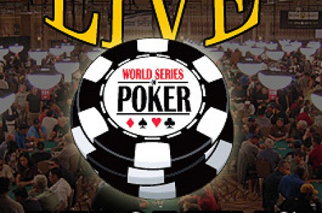 WSOP Live Coverage door PokerNews
