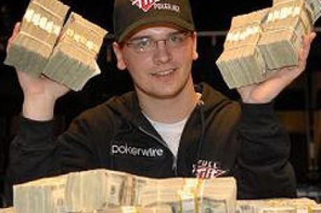 WSOP – Event #1 – Billirakis Mais Novo Vencedor de Sempre