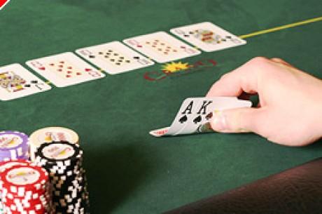 Poker strategija – igralci, ki stavijo na flopu in čekirajo na turnu