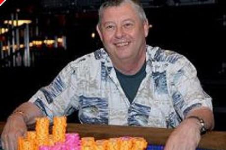 WSOP 2007 Event #11, 5,000$ Seven Card Stud - Chris Reslock besiegt Ivey u. Oppenheim