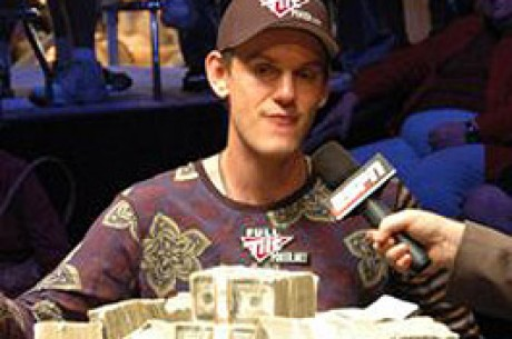 WSOP Updates Event #13 - Cunningham Makes WSOP History With Fifth Win